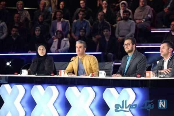 حیرت داوران در عصر جدید از اجرای شرکت کنندگان