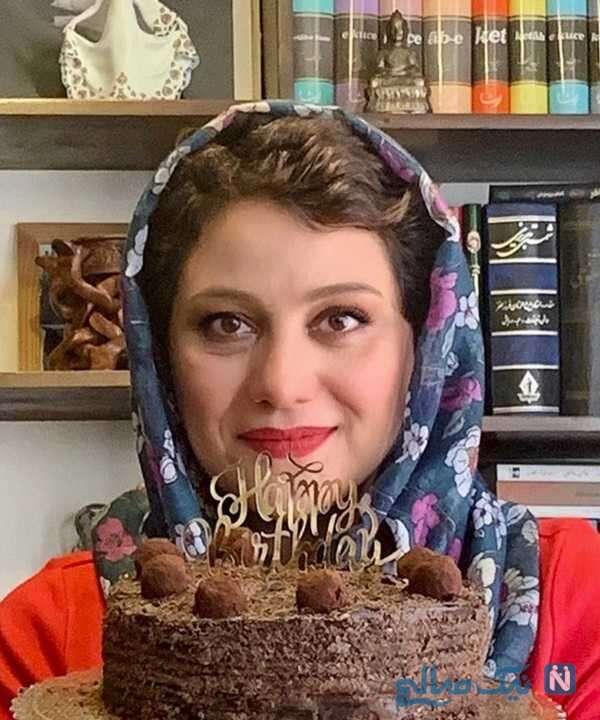 جشن تولد شبنم مقدمی