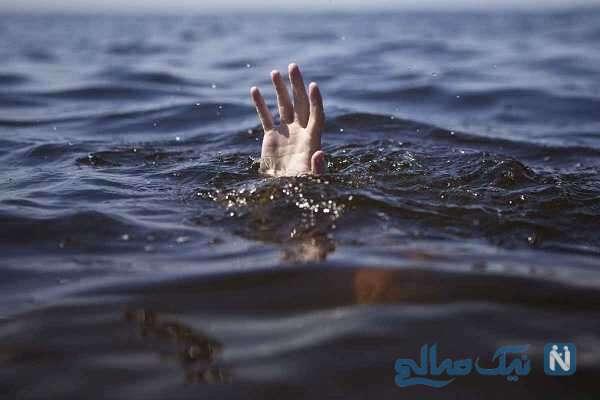 جسد شناور در آب بصورت ناگهانی زنده شد و راه افتاد