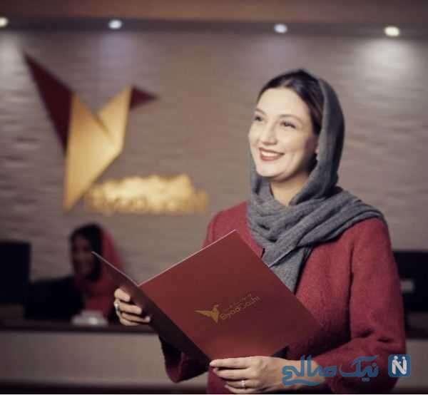 چهره جدید حدیث تهرانی