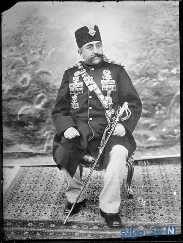 صدای مظفرالدین شاه پنجمین پادشاه قاجار ایران