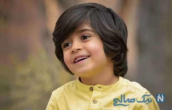 جشن تولد ۷ سالگی بازیگر زیر خاکی رایان سرلک