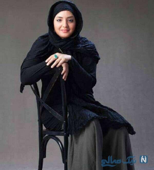 کاهش وزن نرگس محمدی بازیگر