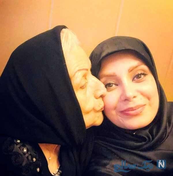 مادر و همسر مانی رهنما