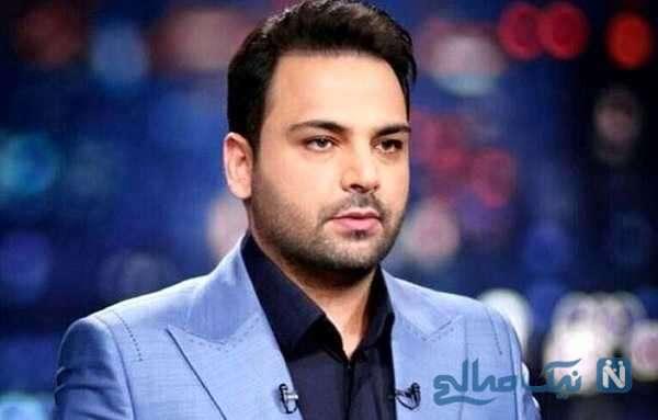 بغض احسان علیخانی با اجرای زنده عرفان در فینال عصر جدید