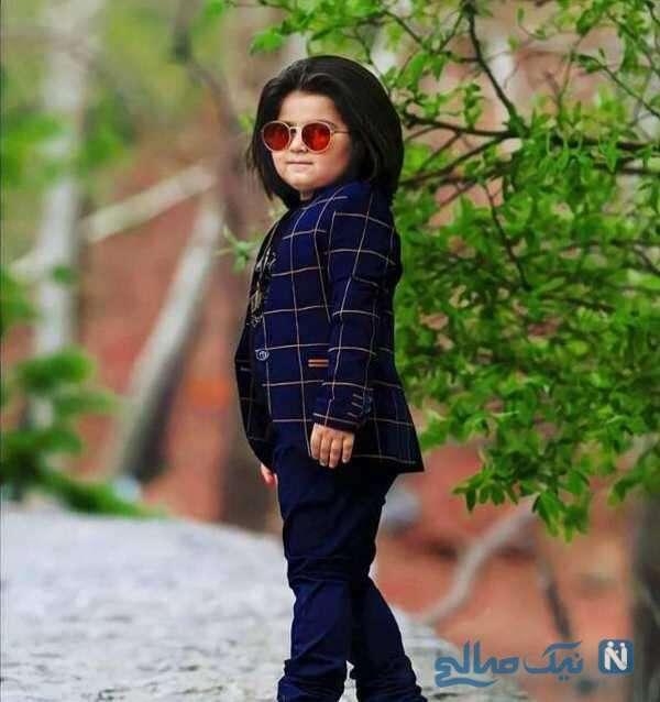 تصویری از آرش دهقان بازیگر ملکه گدایان