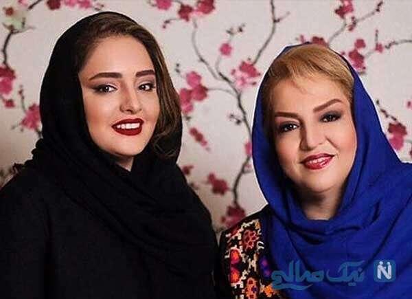 بازیگرانی که شباهت به مادرشان دارند از نوید محمدزاده تا زیبا کرمعلی