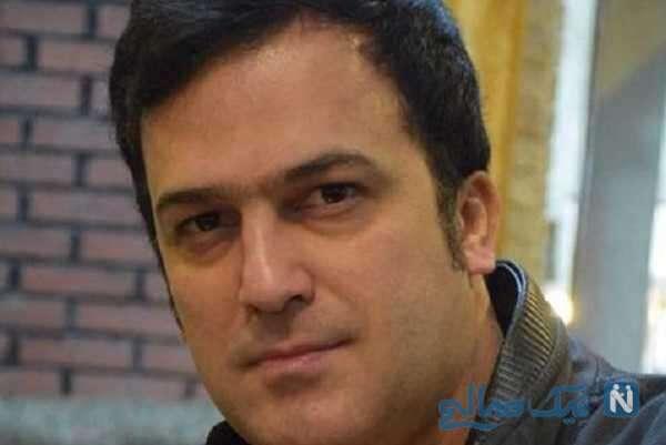 حرکات موزن حامد آهنگی و بازیگران سریال نون خ با ترانه کردی در شوتبال