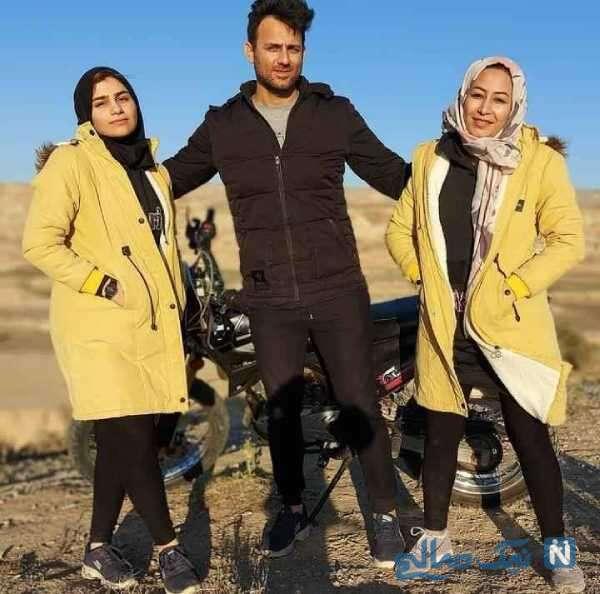 فیلم علی شکارچی مرد دو زنه بوشهری