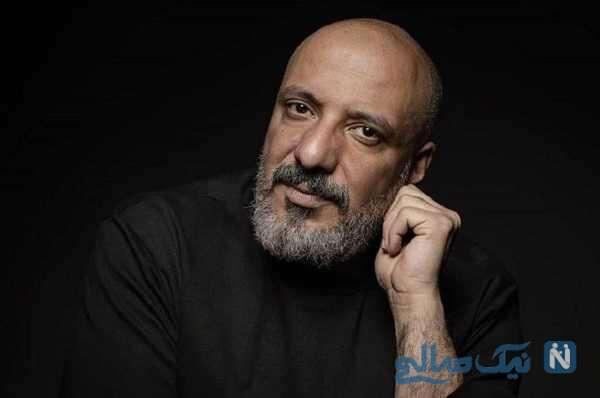 تبریک خاص و عاشقانه امیر جعفری هنرپیشه معروف برای تولد مادرش