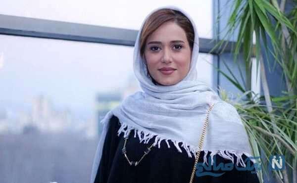 نخستین تصویر از بهرام رادان و پریناز ایزدیار در سریال جیران