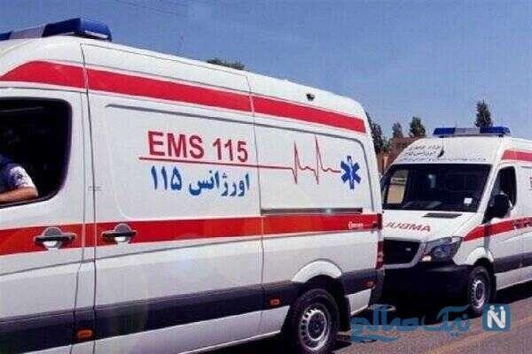ضرب و شتم مامور اورژانس توسط همسر بیمار در تهران