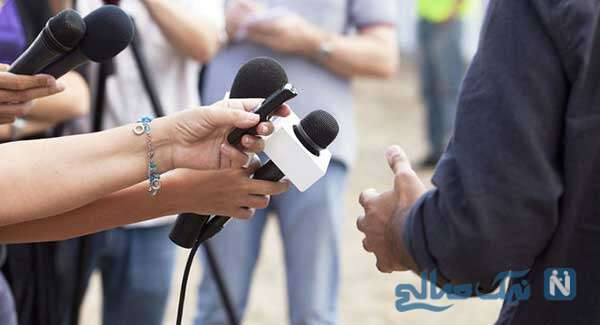 ضرب و شتم خبرنگار صداوسیما در خیابان پاسداران تهران