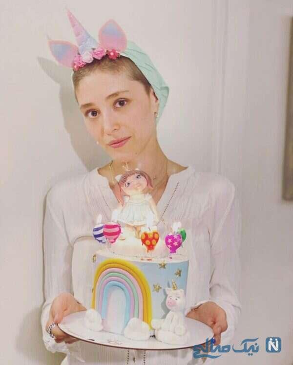 تولد 24 سالگی فرشته حسینی