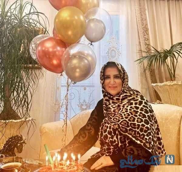 تصویری از سال تولد ژیلا امیرشاهی