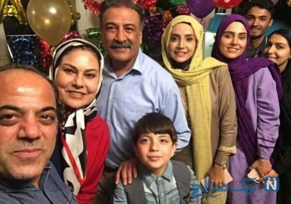 جشن تولد عبدالرضا اکبری