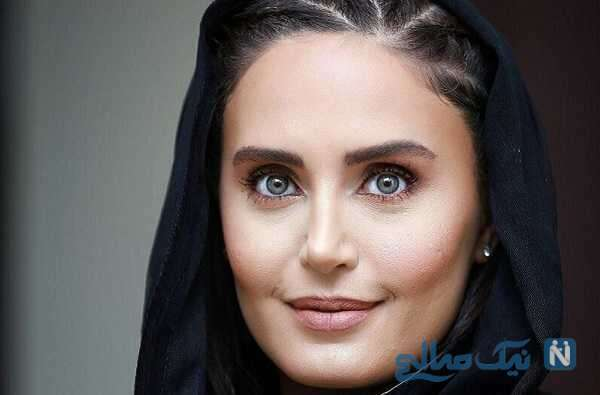 الناز شاکردوست با انتشار کلیپ جالب تولد بهرام رادان را تبریک گفت