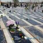 آمار وحشتناک کرونا در پایتخت و شکست رکورد خاکسپاری در ۵۰ سال گذشته