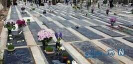 آمار وحشتناک کرونا در پایتخت و شکست رکورد خاکسپاری در بهشت زهرا