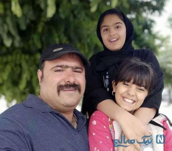 کاظم نوربخش و دخترانش