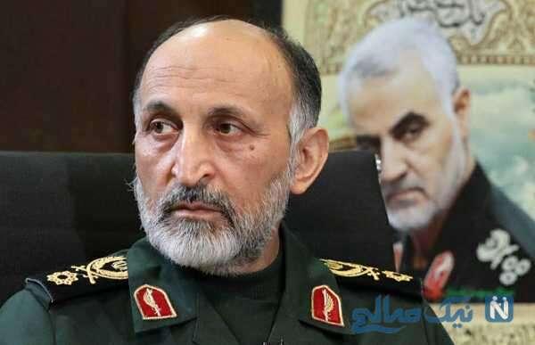 مراسم تشییع و جزئیات درگذشت سردار حجازی از زبان سخنگوی سپاه