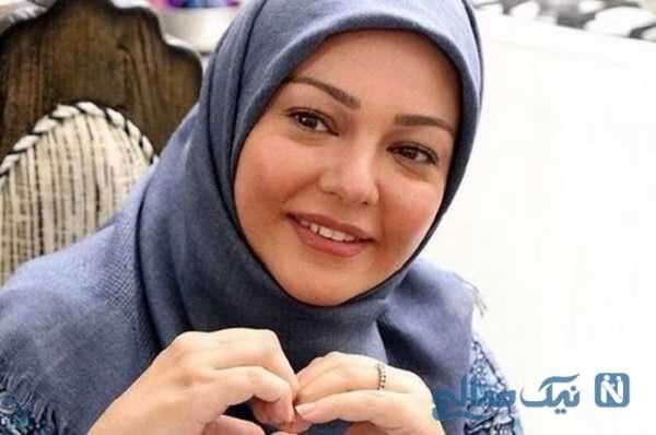عکس دیده نشده از تغییر چهره رزیتا غفاری بازیگر معروف