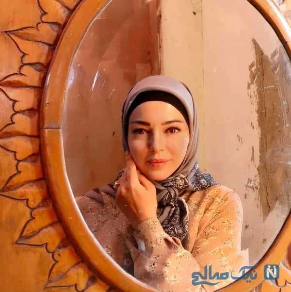چهره جدید رزیتا غفاری