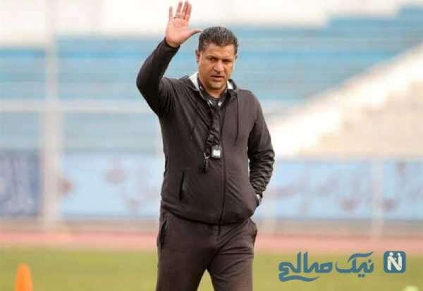 حرفهای جنجالی علی دایی مربی فوتبال