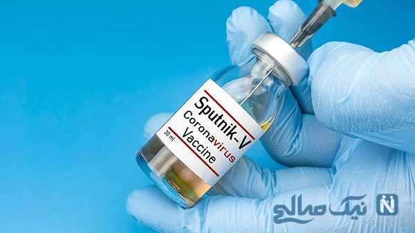 صف چینیهای تهرانی در بیمارستان نیکان برای تزریق واکسن کرونا