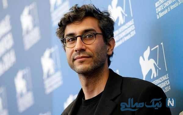 رامین بحرانی کارگردان ایرانی در مراسم اسکار ۲۰۲۱