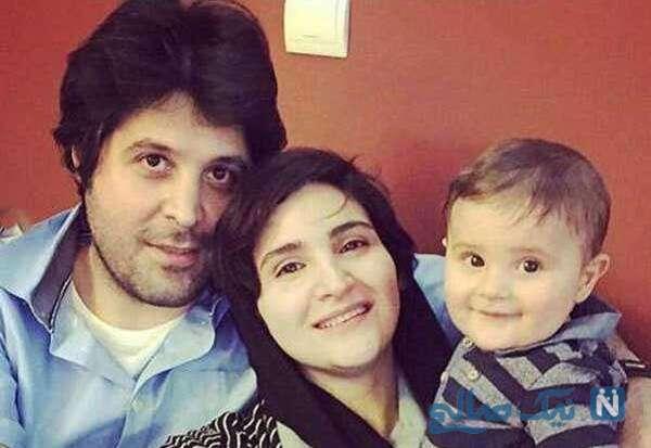 طلاق نورا هاشمی از همسرش