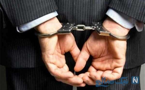 بازداشت سارق