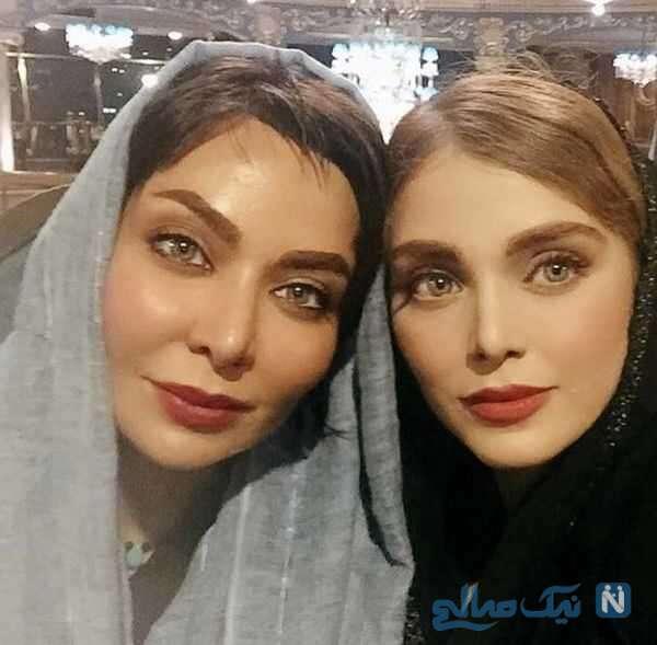 شباهت فقیهه سلطانی و خواهرانش
