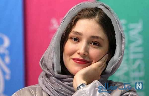 تصویری از شباهت زیاد فرشته حسینی بازیگر سریال قورباغه با خواهرش