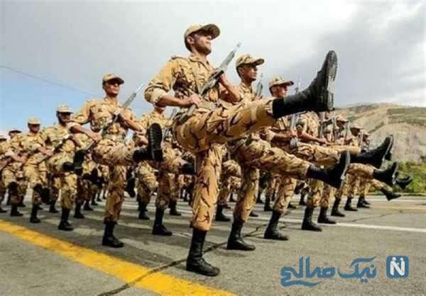 افزایش حقوق سربازان در سال جاری