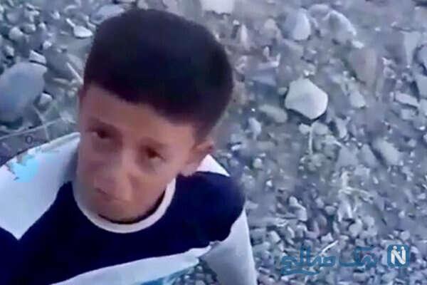 اظهارات جالب پسر بچه استقلالی در مقابل دوربین صدا و سیما