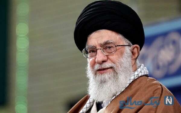 عکس دیده نشده از رهبر انقلاب و حاج قاسم سلیمانی در کنار سردار حجازی