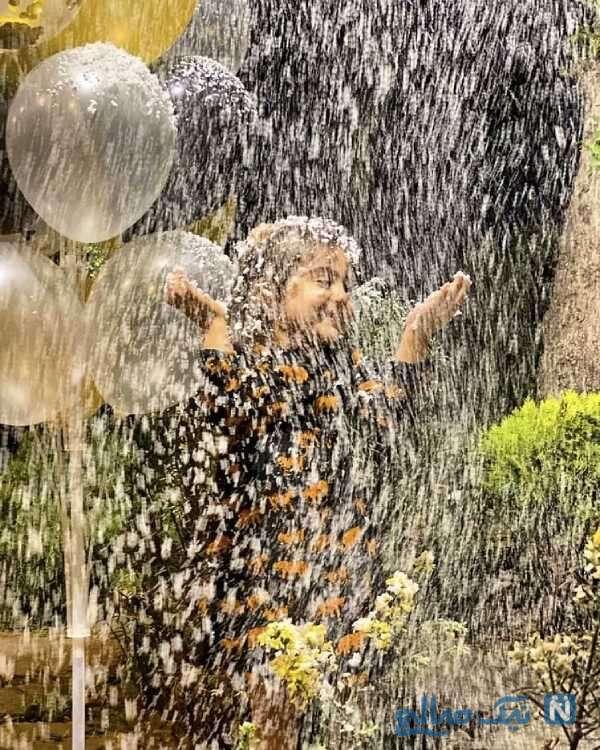 تولد 3 سالگی دختر محسن کیایی