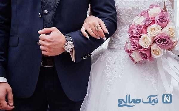 ماجرای جالب ازدواج عروس و داماد ایرانی بعد از ۳۲ سال