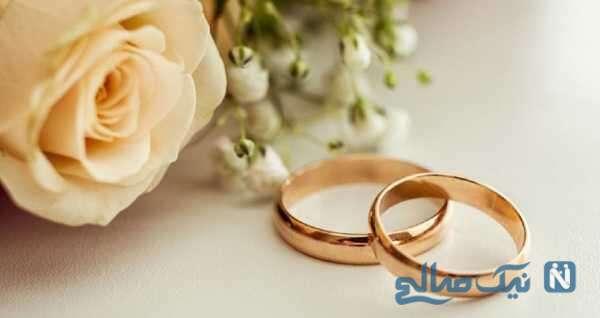 ازدواج عروس و داماد بعد از 32 سال
