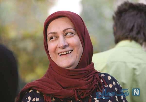 ترساندن مریم امیرجلالی در برنامه زنده و واکنش جالب ایشان