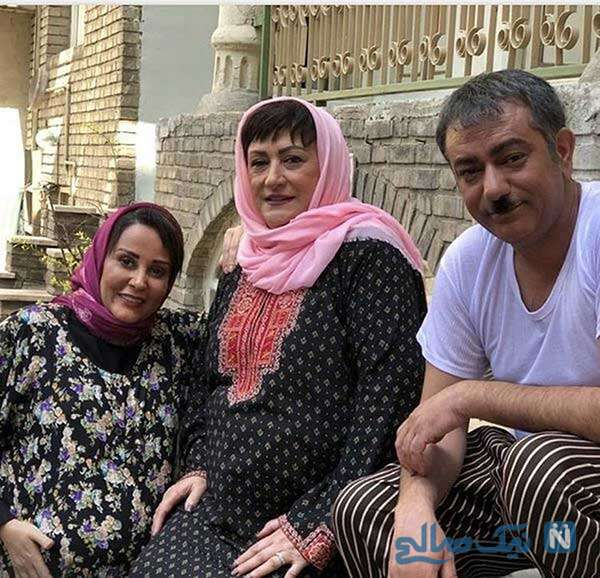 مریم امیرجلالی بازیگر سینما