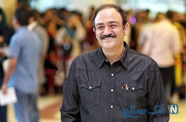 صحبت های مهران غفوریان بازیگر