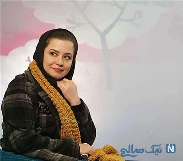 مهراوه شریفی نیا داور مسابقه استعدادیابی