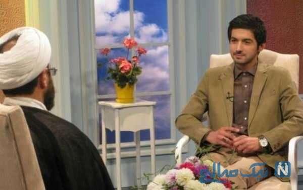 مجری معروف ایرانی