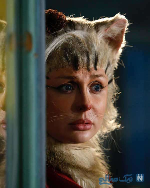 عکس جدید نیوشا ضیغمی در سینما