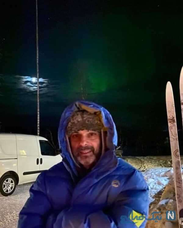 پیمان معادی در قطب شمال