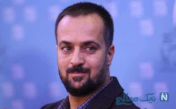 احمد مهران فر بازیگر پایتخت کنار آنتونی هاپکینز در استوری جدیدش