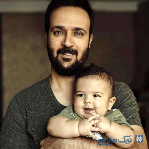 آقای بازیگر و پسرش