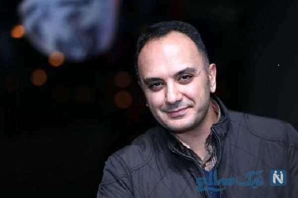 تصویری جالب از نیکمهر پسر احسان کرمی مجری معروف با لباس پلیس